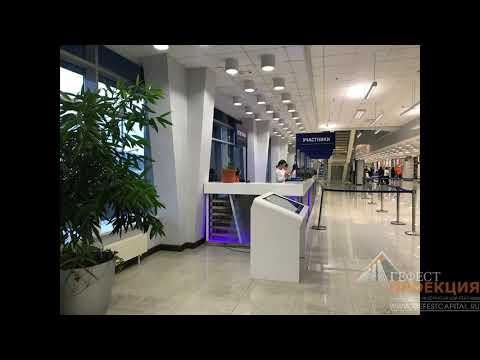 Интерактивные столы на рабочий интенсив «Зимний Остров» в Адлер-арене