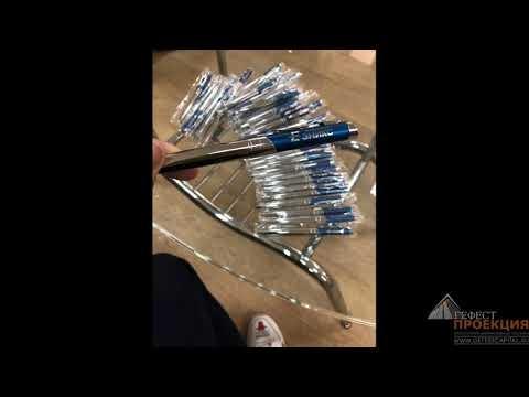Компания «Гефест Проекция РТ» осуществила поставку металических ручек