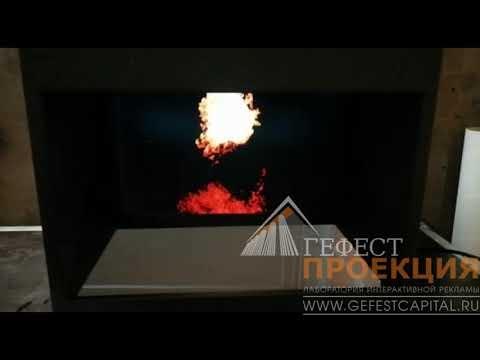 Компания Гефест Проекция изготовила голографический Куб 19 дюймов для музея Энергетики в Хабаровске.